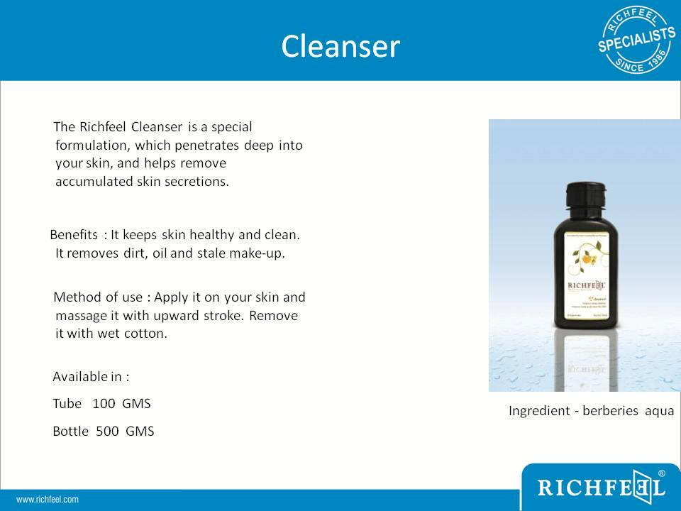 0 - Cleanser