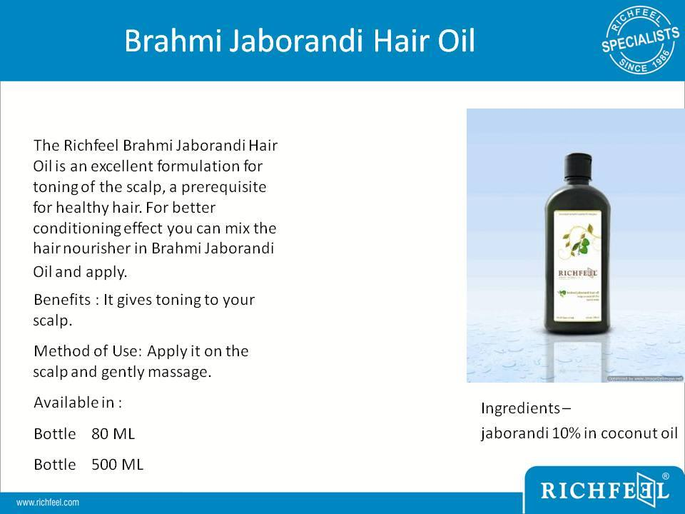 Brahmi-Jaborandi-Hair-Oil in Siliguri