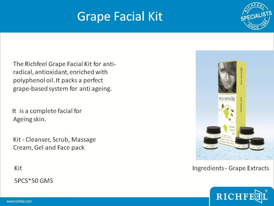 Grape Facial Kit in Siliguri