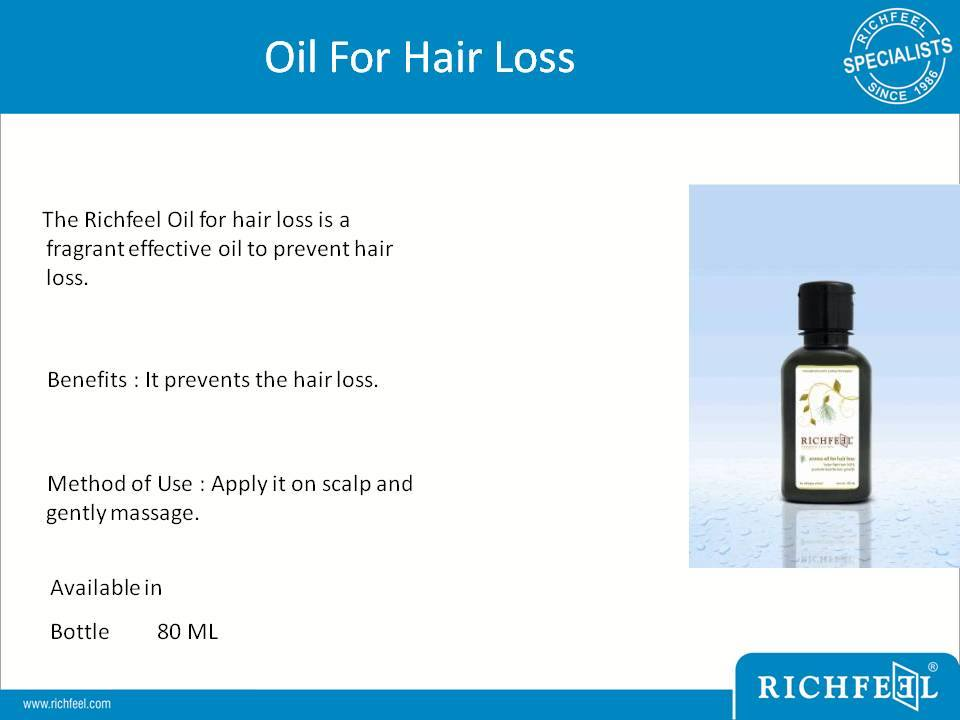 Oil For Hair Loss in Siliguri