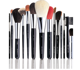 0 - Professional Make Up brushes